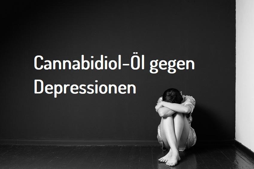 CBD gegen Depressionen